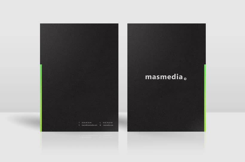 Mas Media Branding 2