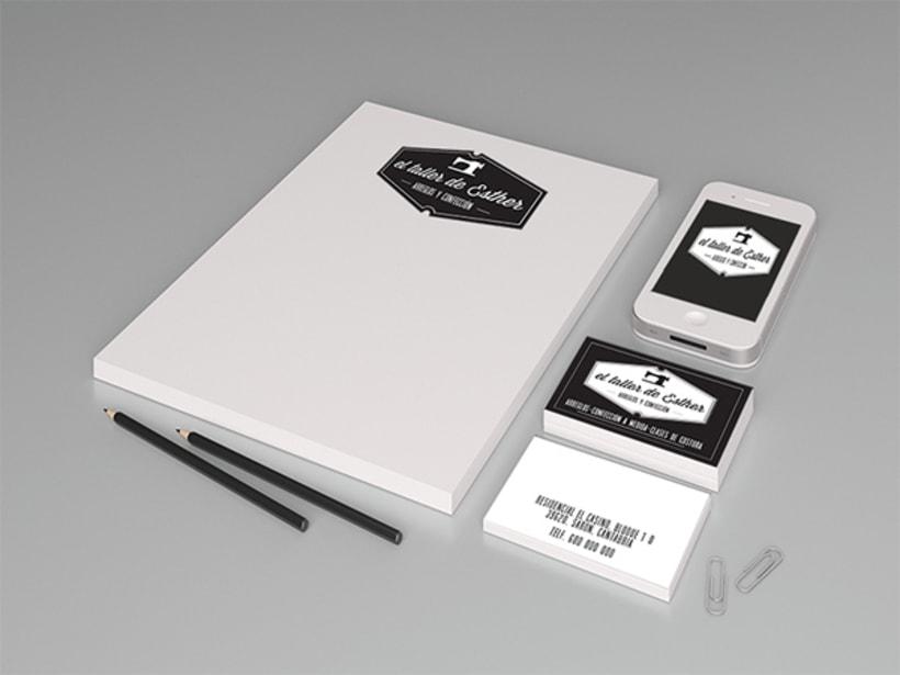 branding | el taller de esther 0