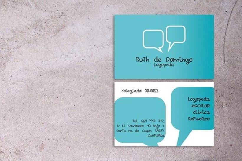 BRANDING | ruth de domingo logopeda 0