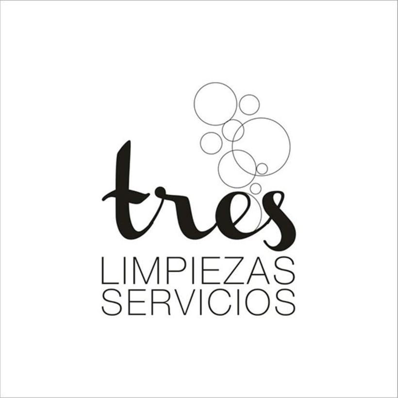 BRANDING | tres limpieza y servicios 3