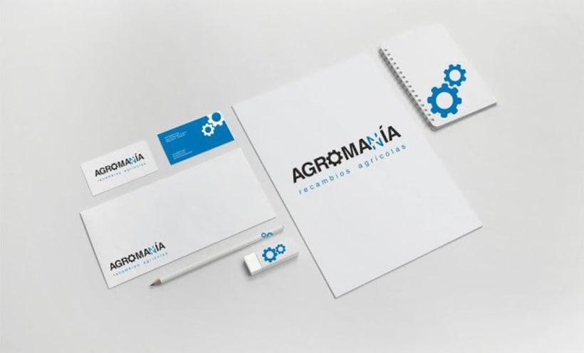 BRANDING | agromanía -1