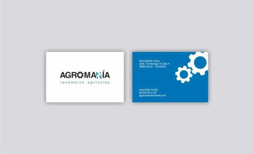 BRANDING | agromanía 0