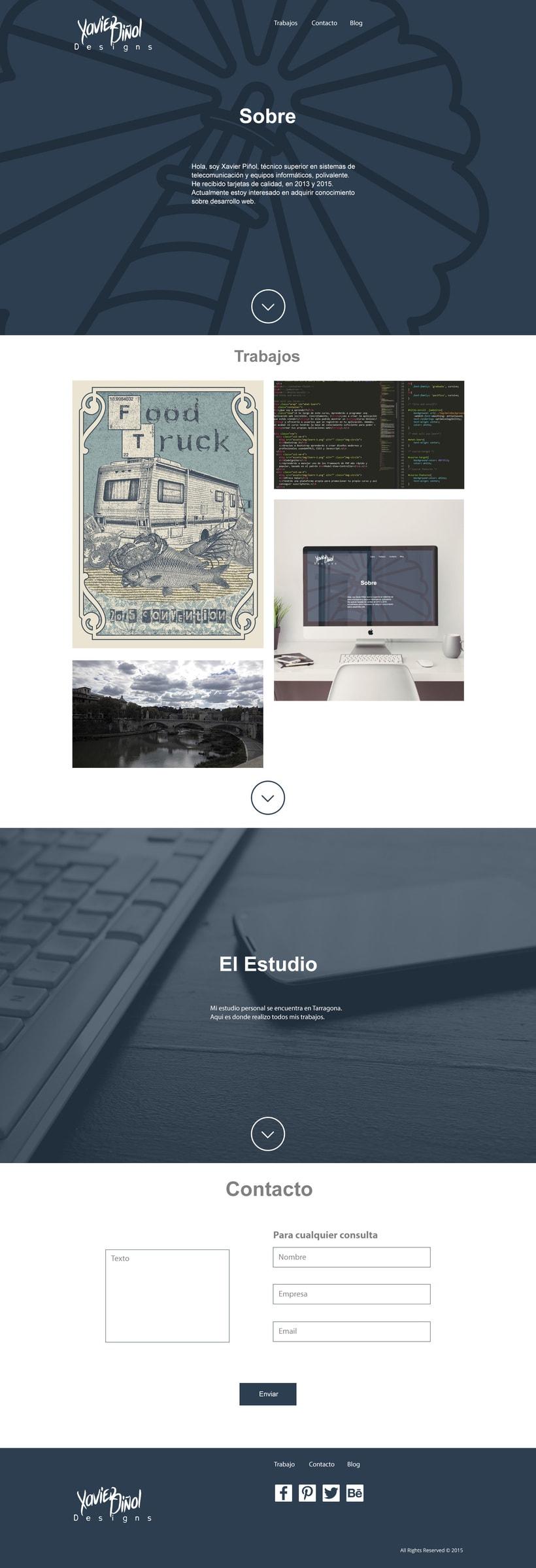 Mi Proyecto del curso Diseño web: Be Responsive! 11