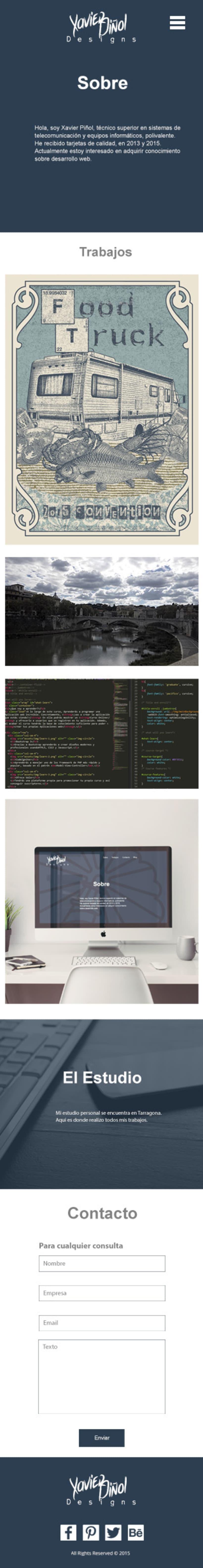 Mi Proyecto del curso Diseño web: Be Responsive! 17