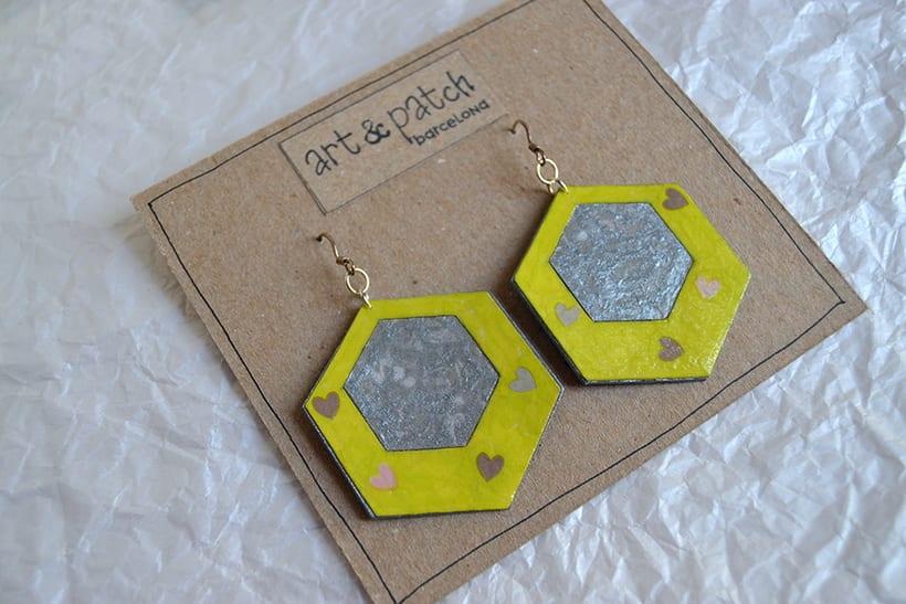 Pendientes geométricos 5