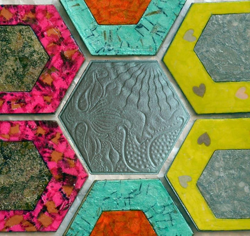 Pendientes geométricos 7