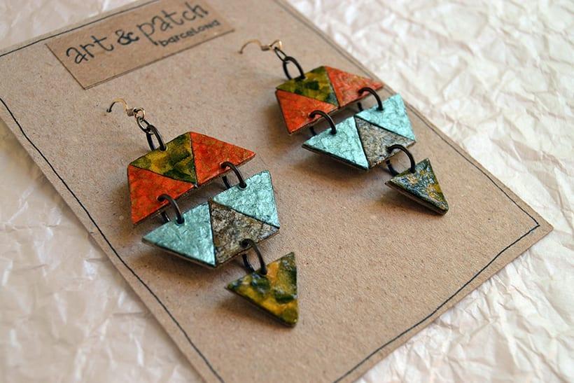 Pendientes geométricos 10