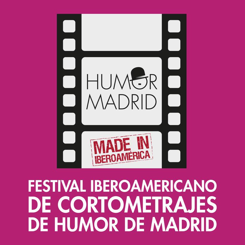 Logo para HumorMadrid 2