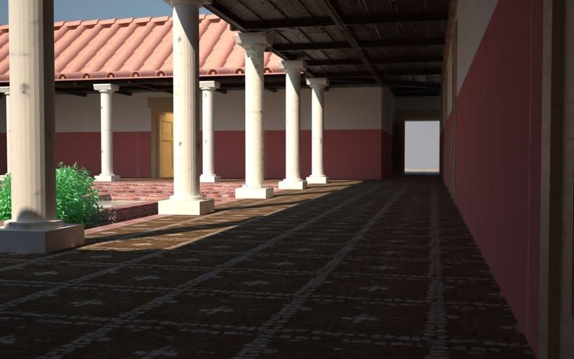 Villa Romana siglo I 0