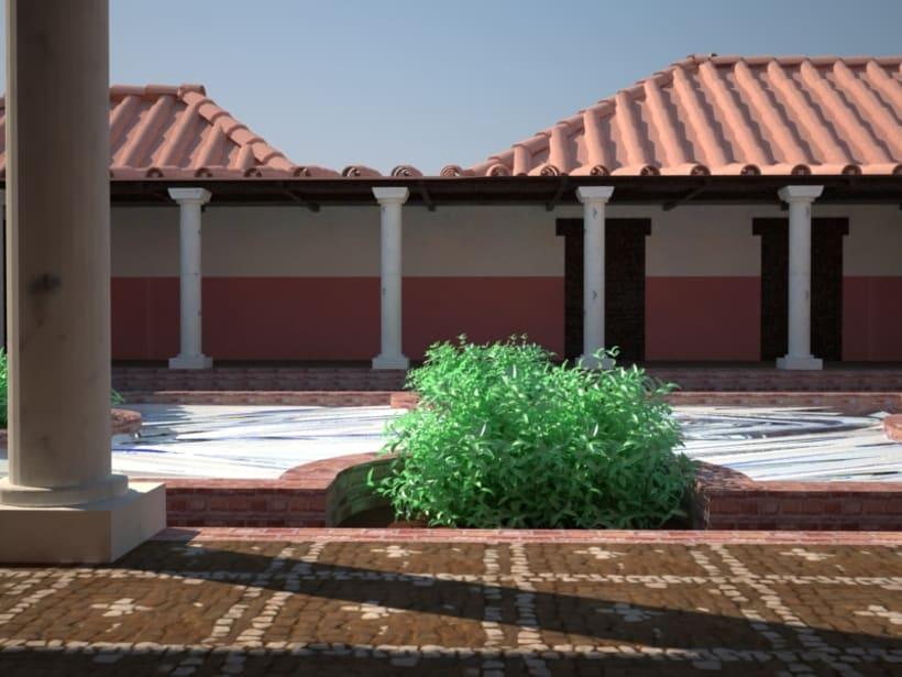 Villa Romana siglo I 3