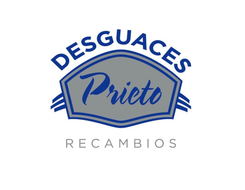 IDENTIDAD CORPORATIVA Desguaces Prieto -1