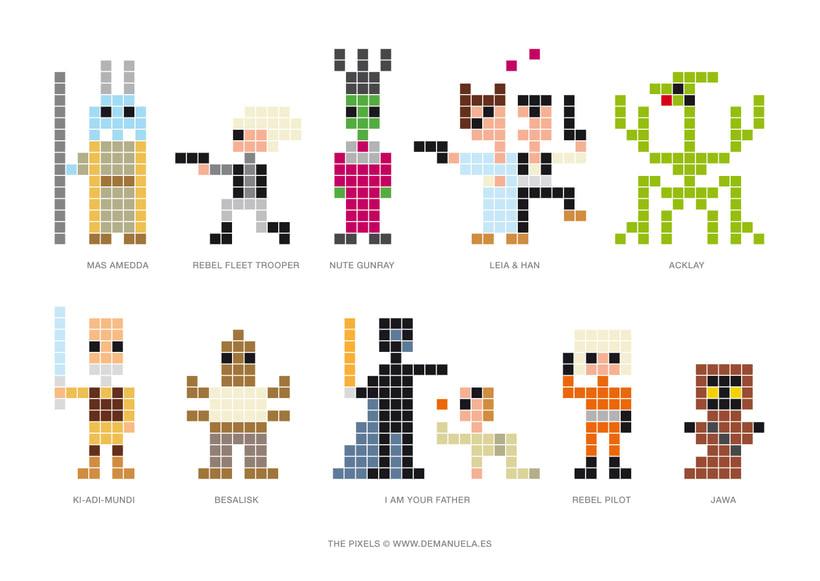 Star Wars Pixels 5