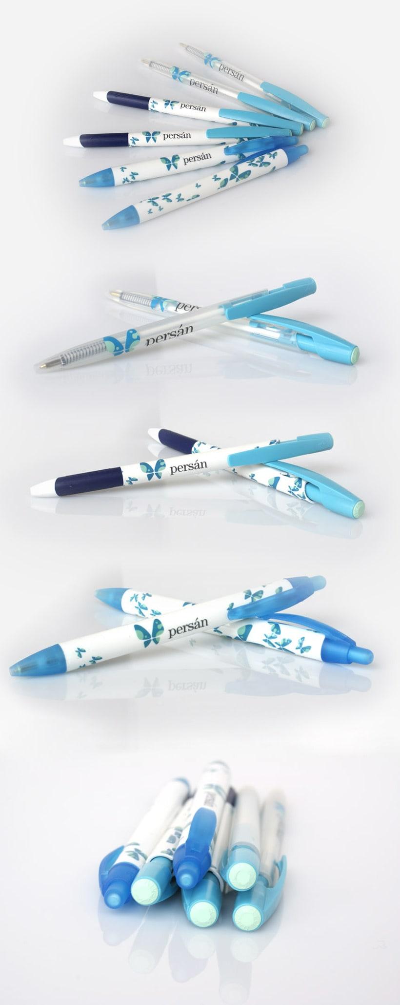 Bolígrafos para Persan -1