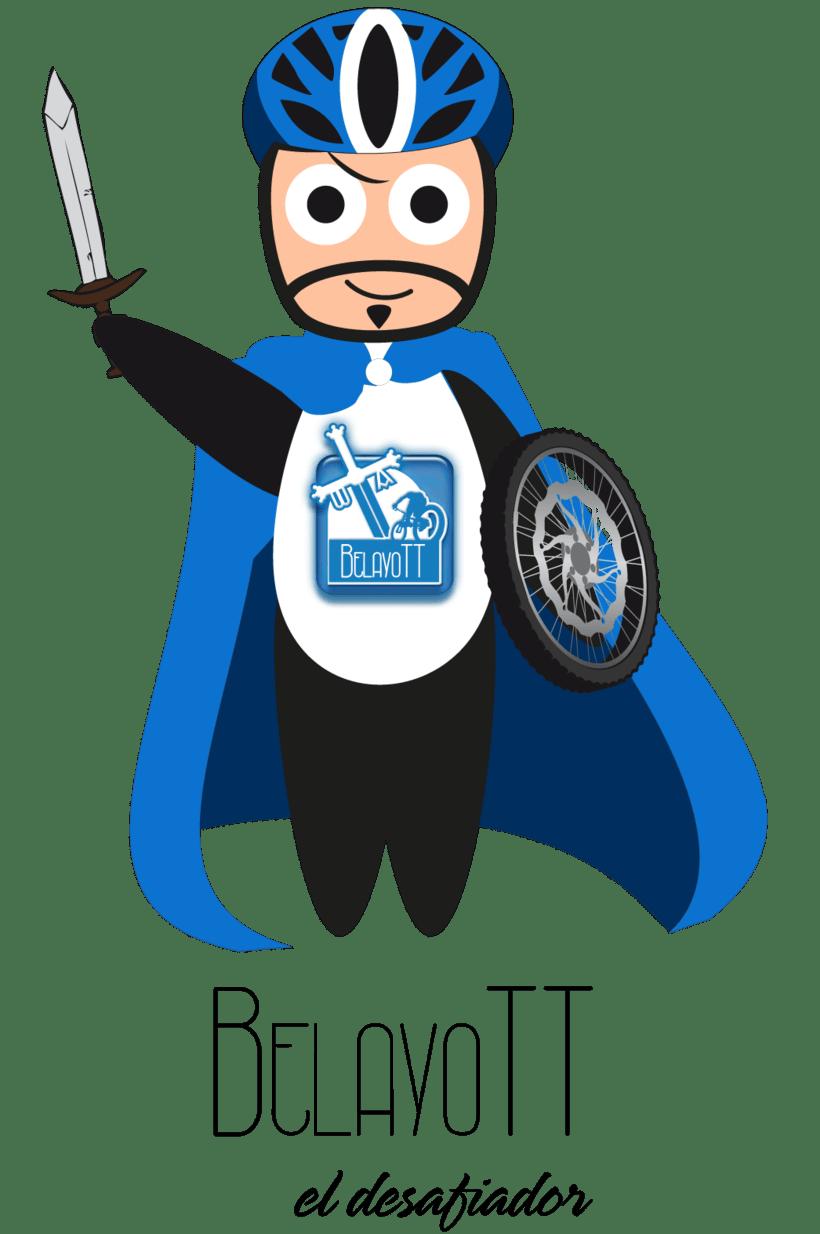 Belayito - Un jinete de la Reconquista como el que más! -1