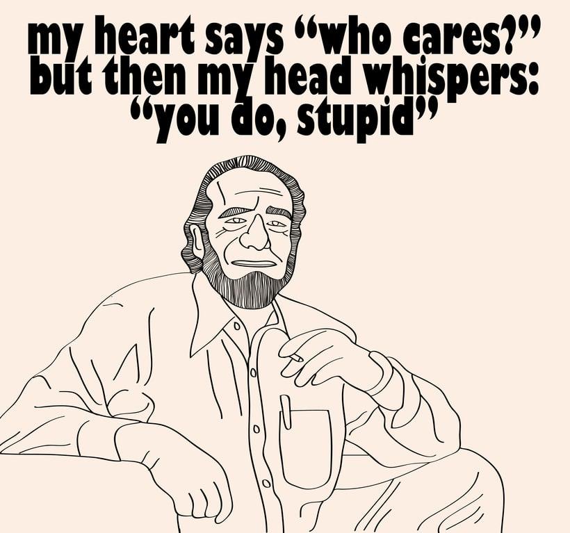 Bukowski quote -1