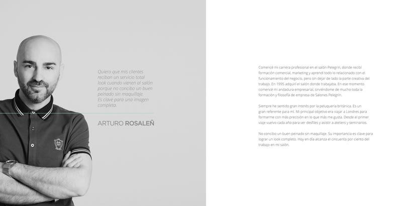 LookBook Arturo Rosaleñ Peluqueros 1