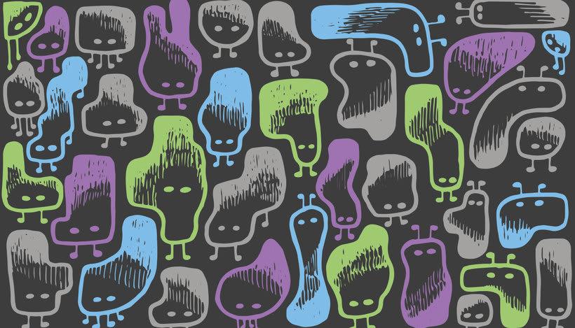 """""""Little monsters"""" 3"""