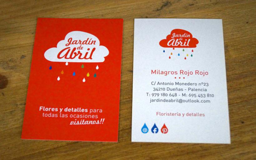 Restiling Logotipo y diseño de tarjetas 3