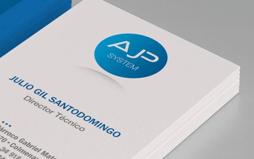 Diseño de logotipo, tarjetas de visita y manual básico 1