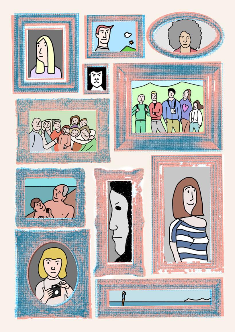 Bard. Mi Proyecto del curso Ilustración original de tu puño y tableta 3