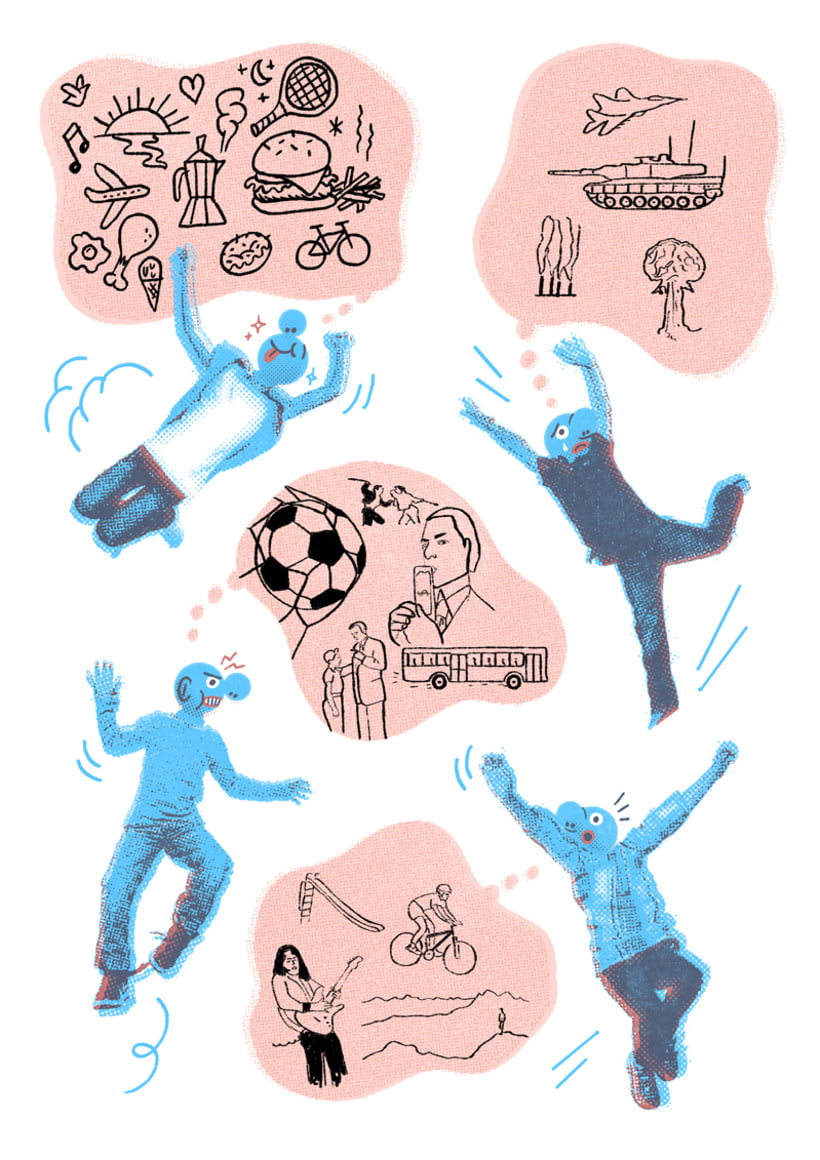 Bard. Mi Proyecto del curso Ilustración original de tu puño y tableta 5