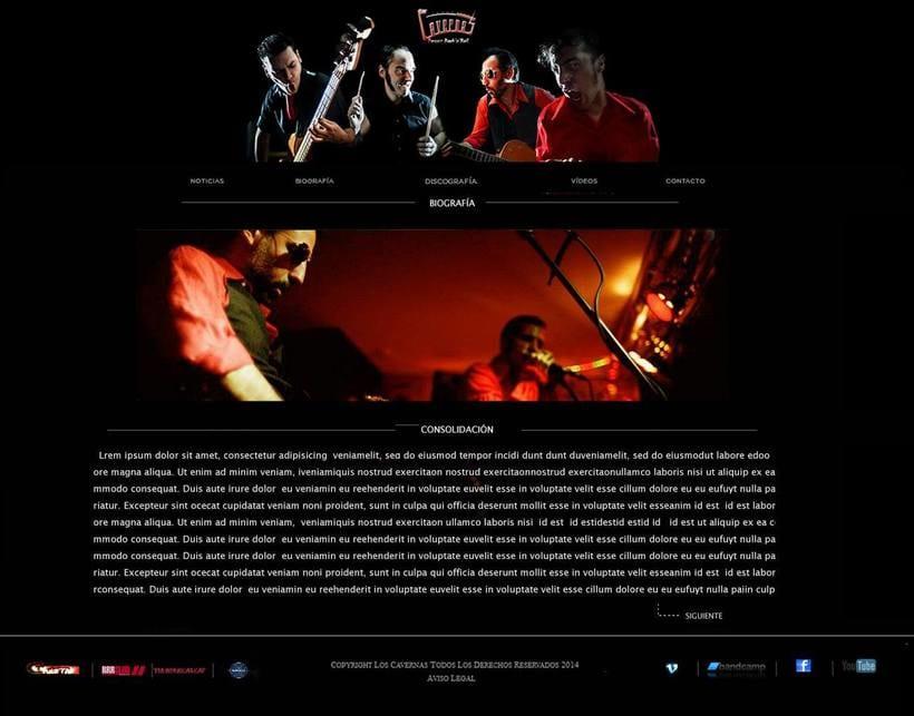 Proyecto Web Los Cavernas 0
