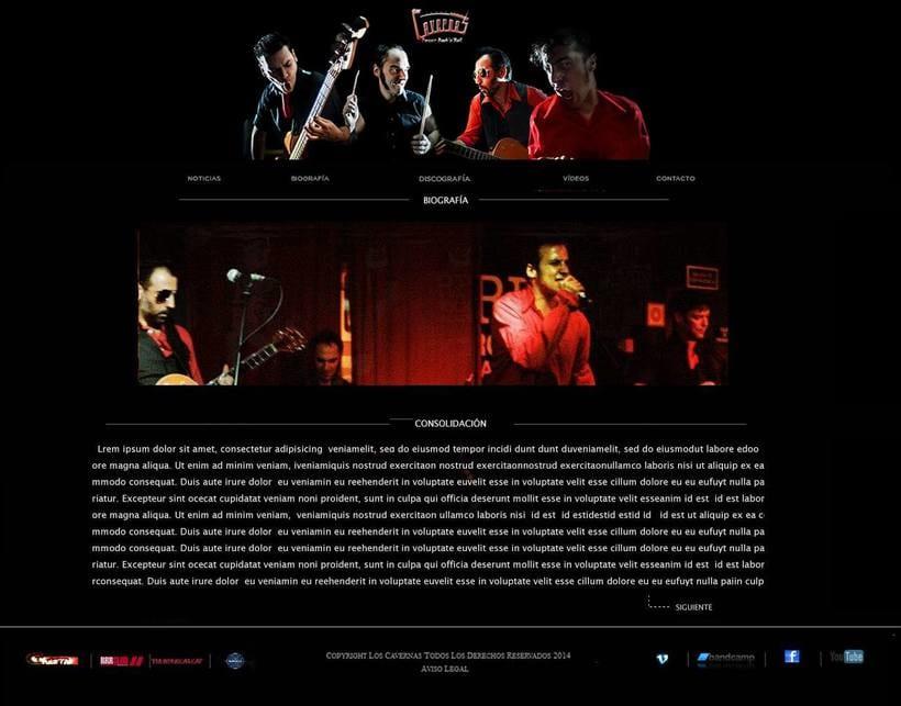 Proyecto Web Los Cavernas 1