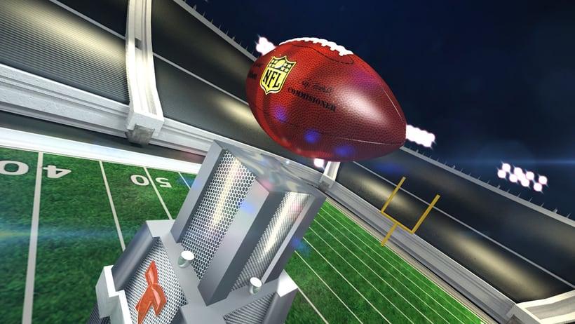 NFL en Acción - Produced and designed for Telemundo 52, Los Angeles, CA -1