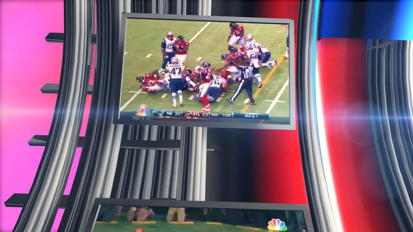 NFL en Acción - Produced and designed for Telemundo 52, Los Angeles, CA 3