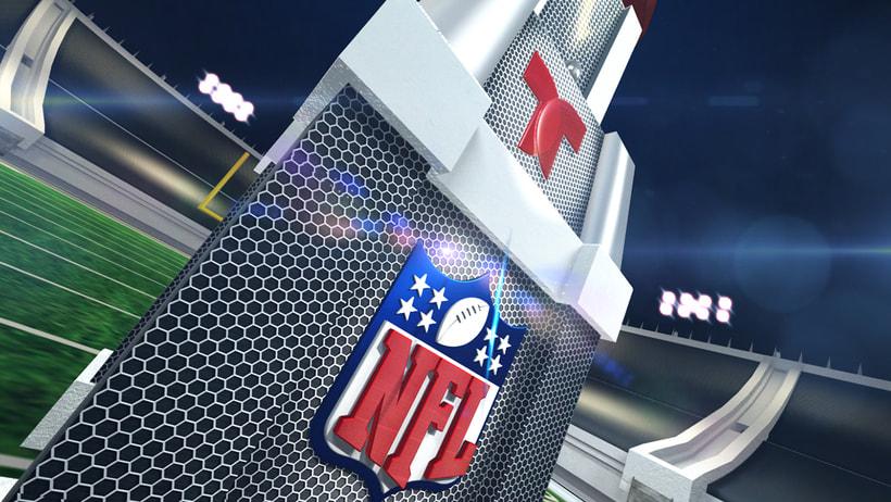 NFL en Acción - Produced and designed for Telemundo 52, Los Angeles, CA 4