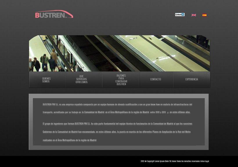 Proyecto Bustren 0