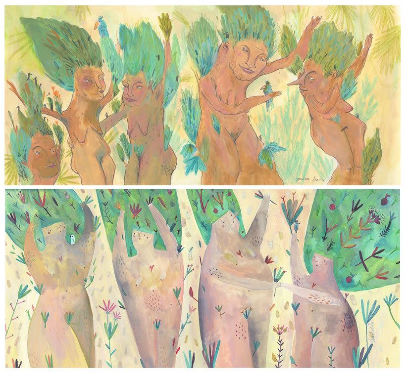 Exposición - Mujeres Transparentes 0