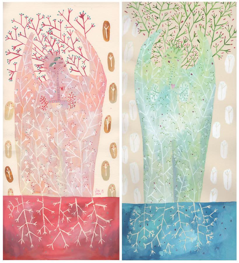 Exposición - Mujeres Transparentes 1