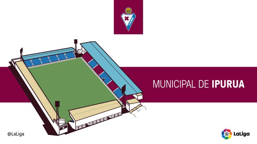 ESTADIOS DE LIGA BBVA. Temporada 2015/16. 7