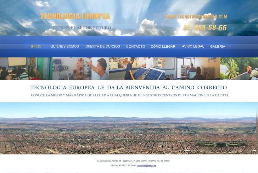 Proyecto Tecnología Europea 1