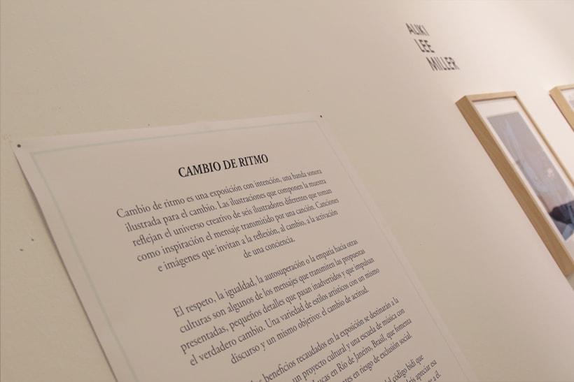 Exposición - Cambio de Ritmo 7
