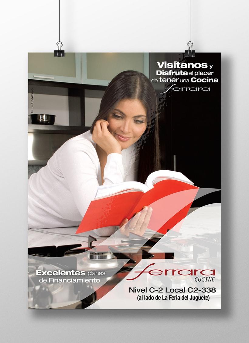 Art Direcction - Grupo Ferrara 1