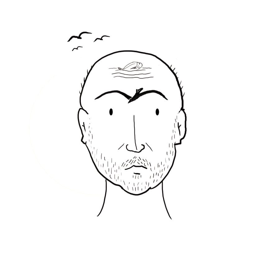 Mis Proyectos del curso Ilustración original de tu puño y tableta 6