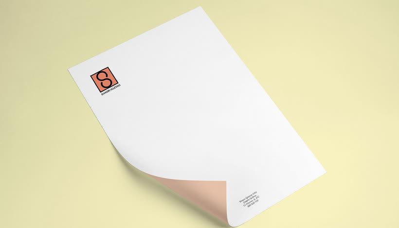 Monograma propio y tarjeta de visita 4