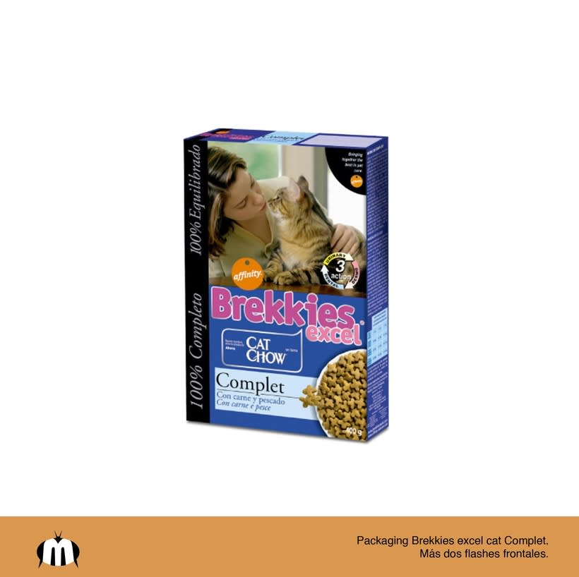 Affinity Petcare Packaging 3
