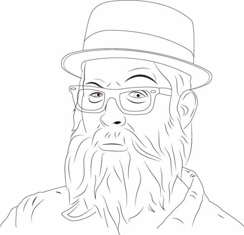 """Quaker: Proyecto final de """"Ilustra con garra y vencerás"""" 1"""