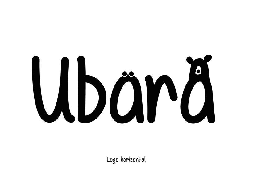 560ae5aeb0bec Ubara marca de ropa urbana -1 ...