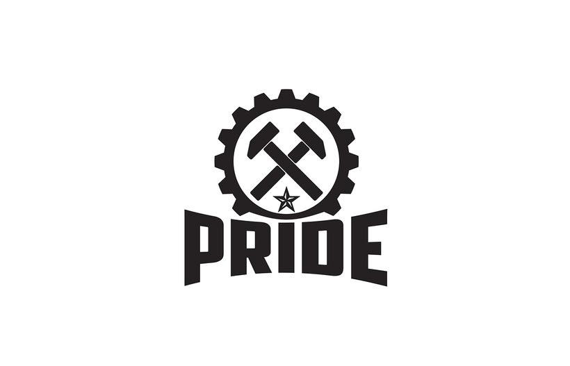 Logotipo, etiquedado y packaging de Cerveza Pride 2