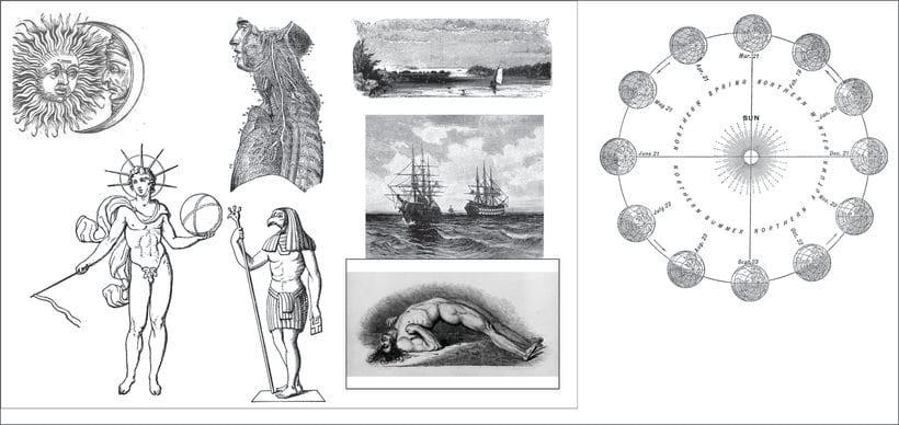"""Mi Proyecto del curso: Cartelismo ilustrado """"Tapa de libro"""" 0"""