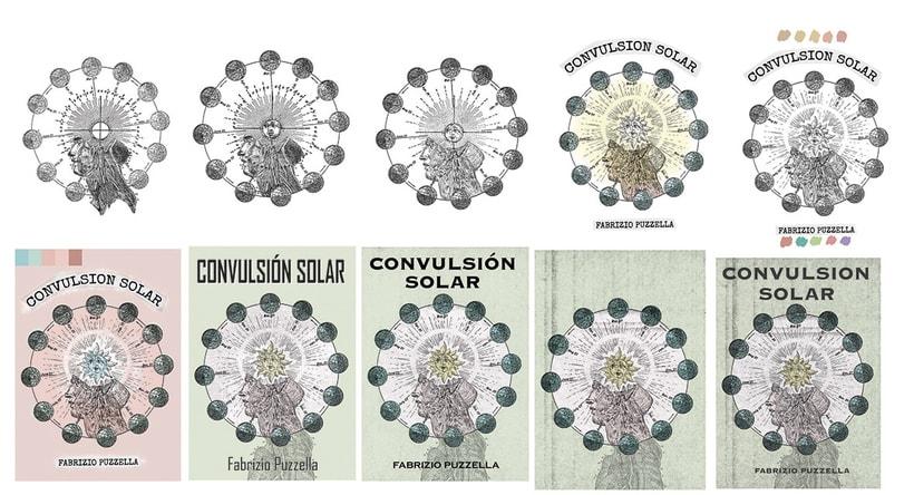 """Mi Proyecto del curso: Cartelismo ilustrado """"Tapa de libro"""" 3"""