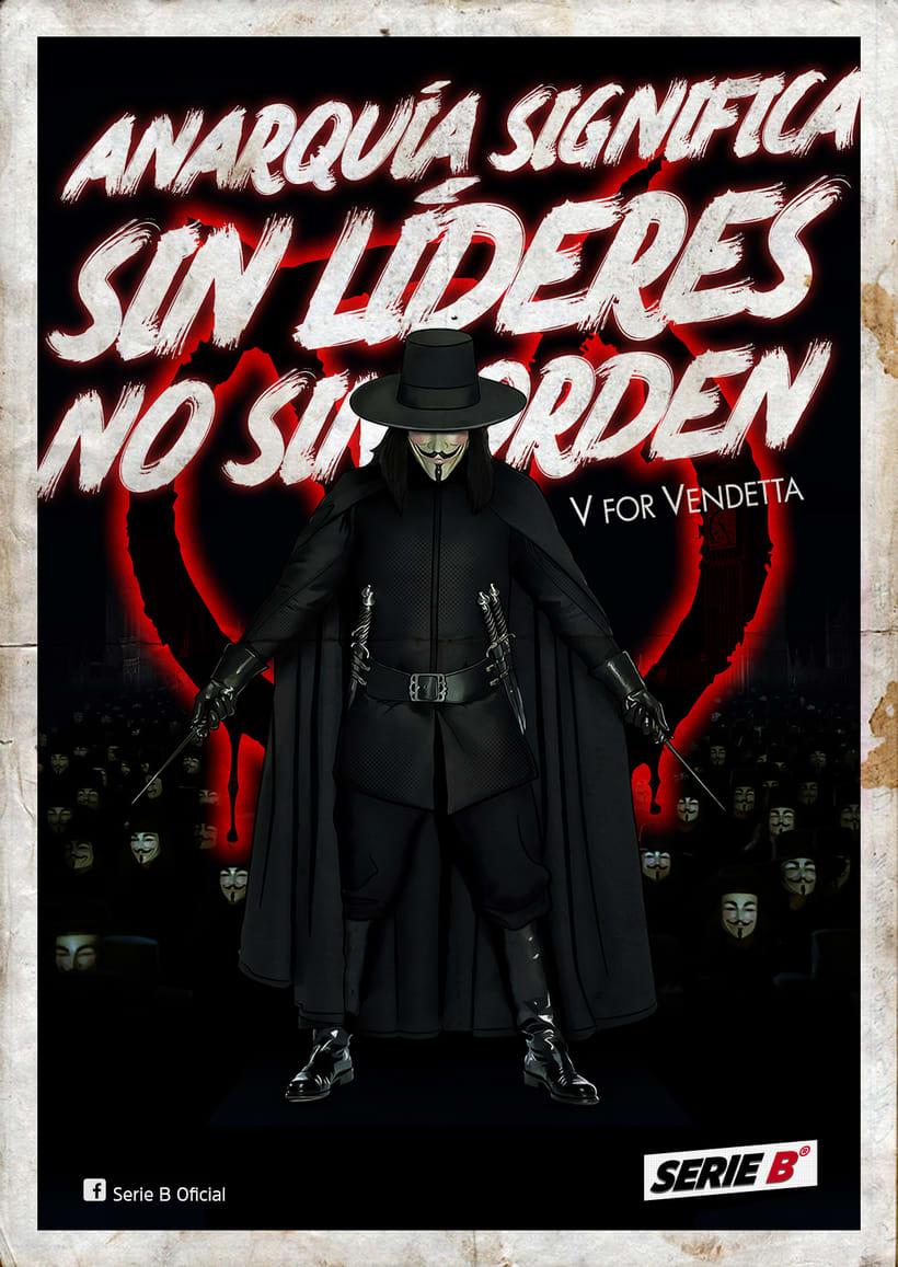 V for Vendetta 4