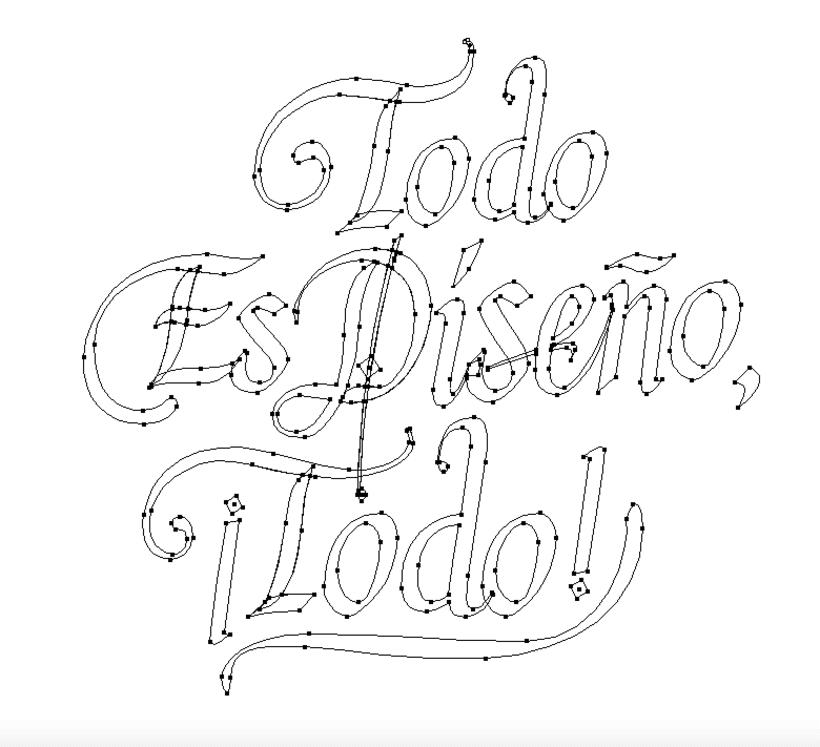Mi Proyecto del curso Caligrafía y lettering para manos inquietas 2
