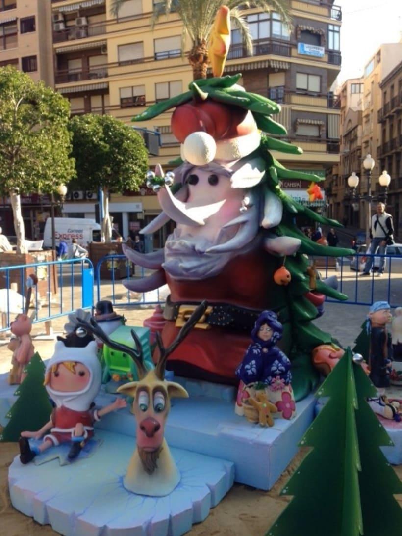 Bocetos & Hoguera Alicante 7