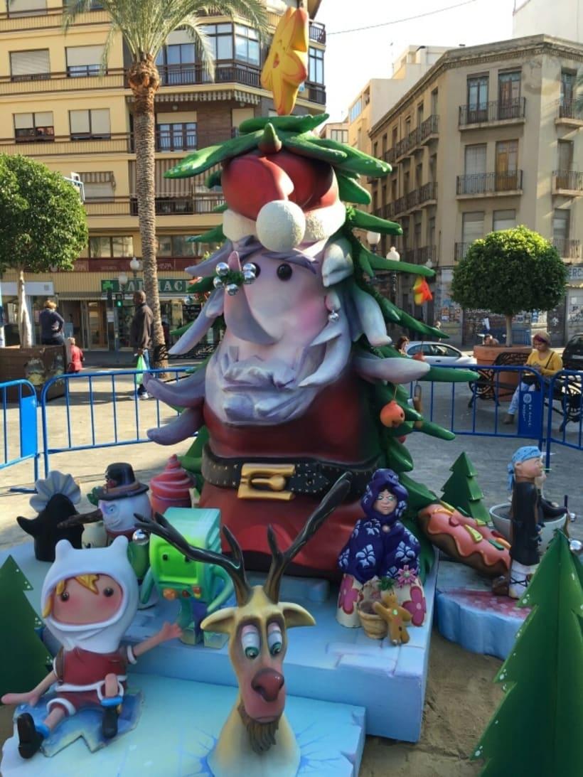 Bocetos & Hoguera Alicante 10