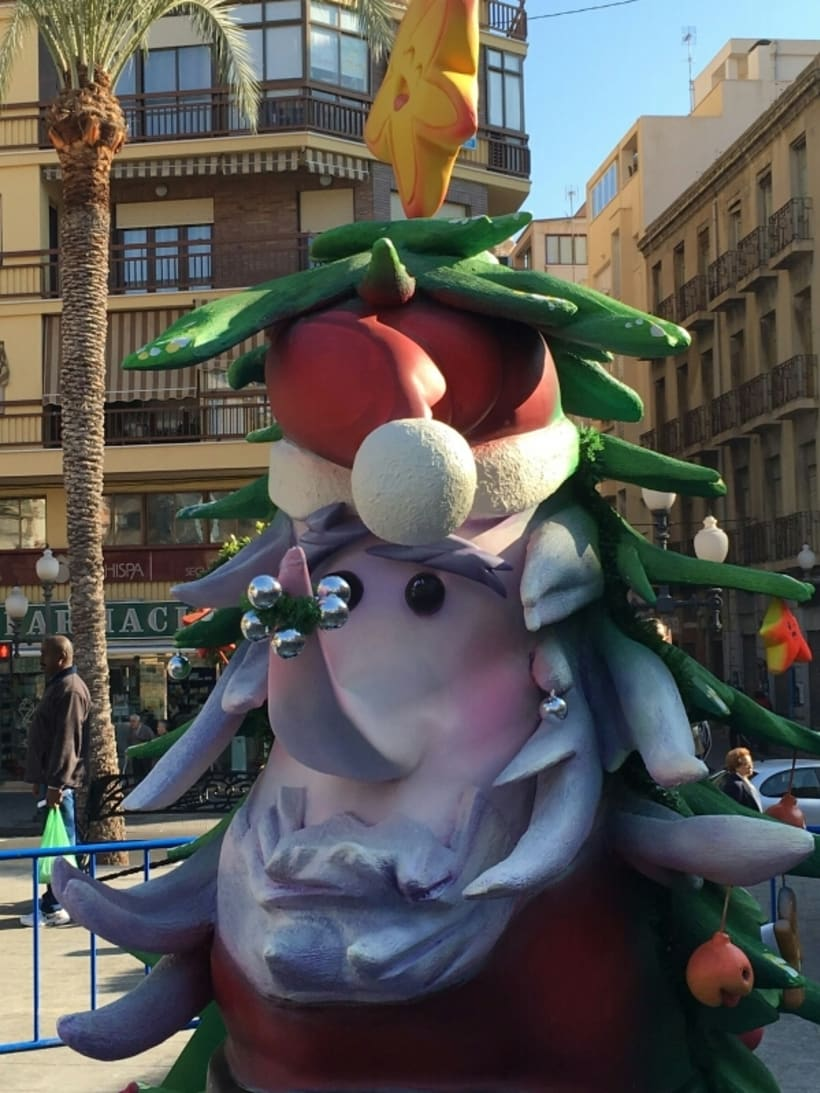 Bocetos & Hoguera Alicante 11